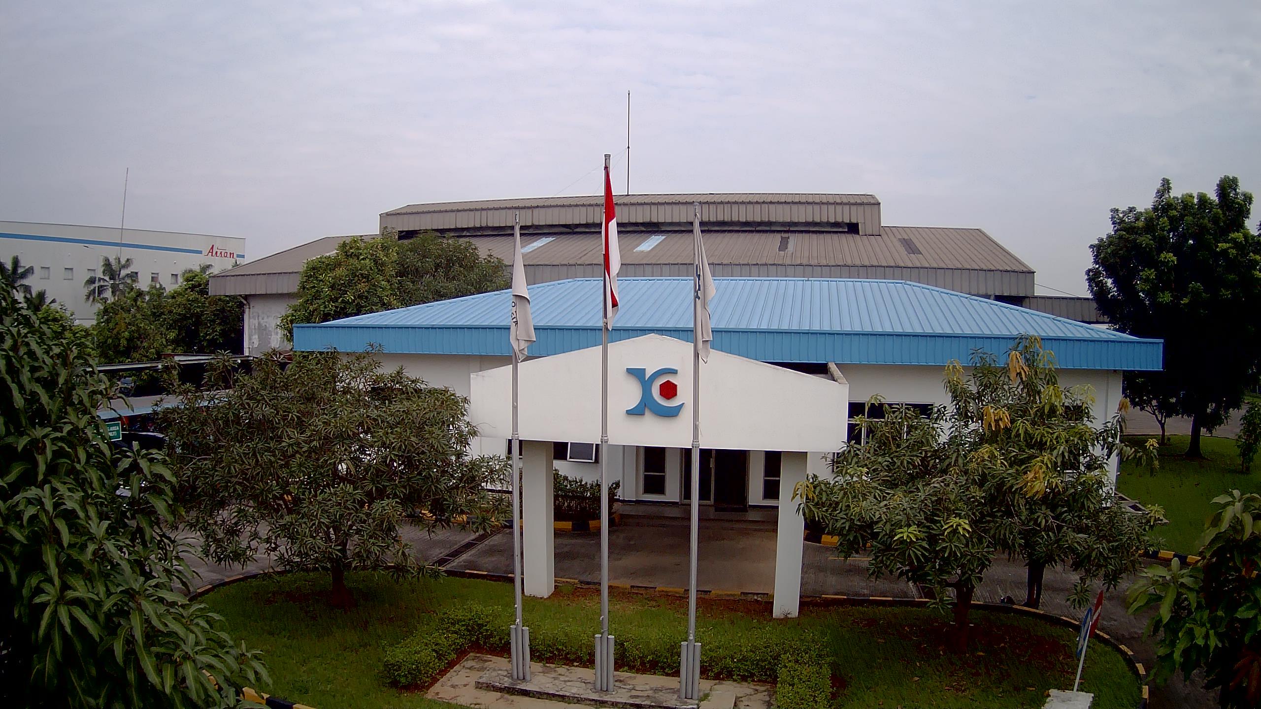 Kantor Depan Komoda Indonesia